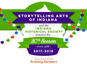 Storytelling Arts of Indiana Celebrates 30 Years!